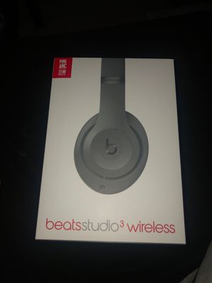 Beats Studio 3 for Sale in Durham, NC