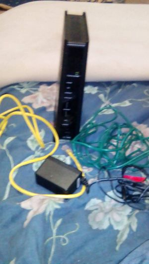 Century Link DSL modem for Sale in Tacoma, WA