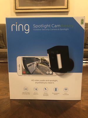 Ring Spotlight Cam for Sale in Anaheim, CA
