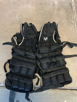 Valeo weighted vest for Sale in Tempe, AZ