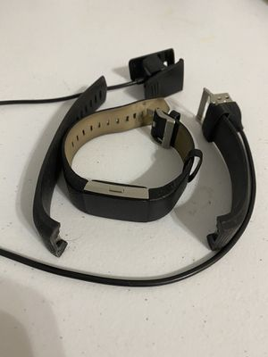 fitbit charger 2 with leather for Sale in Houston, TX
