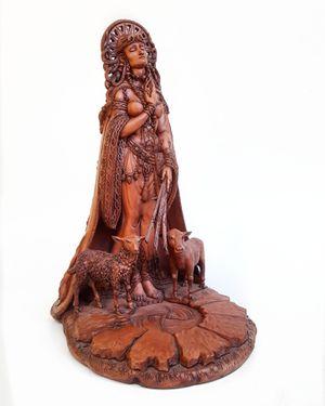 Beautiful Celtic Goddess Brigid Statue for Sale in Tujunga, CA