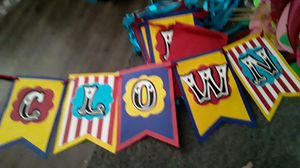 Circus banners for Sale in Upland, CA