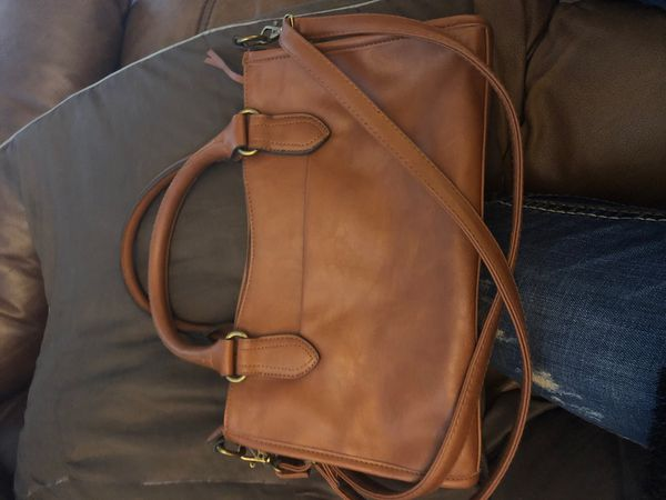 Rosetti hand bag with detachable shoulder strap
