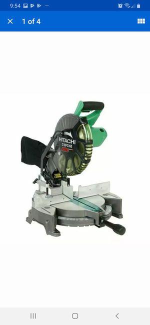 Hitachi C10FCh2 Laser Sight Saw for Sale in Henderson, NV