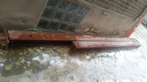 Steel I beam and 2 post for Sale in Des Plaines, IL