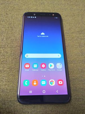 Unlocked samsung Galaxy A6 for Sale in Shoreline, WA