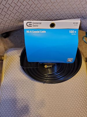 Commercial RG-6 Coaxial Cable for Sale in Glendale, AZ