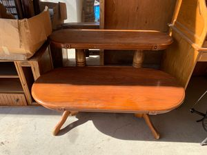 Oak coffee tables for Sale in Prineville, OR