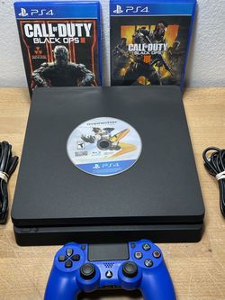 PS4 Slim 1TB Games Controller for Sale in Hawthorne,  CA