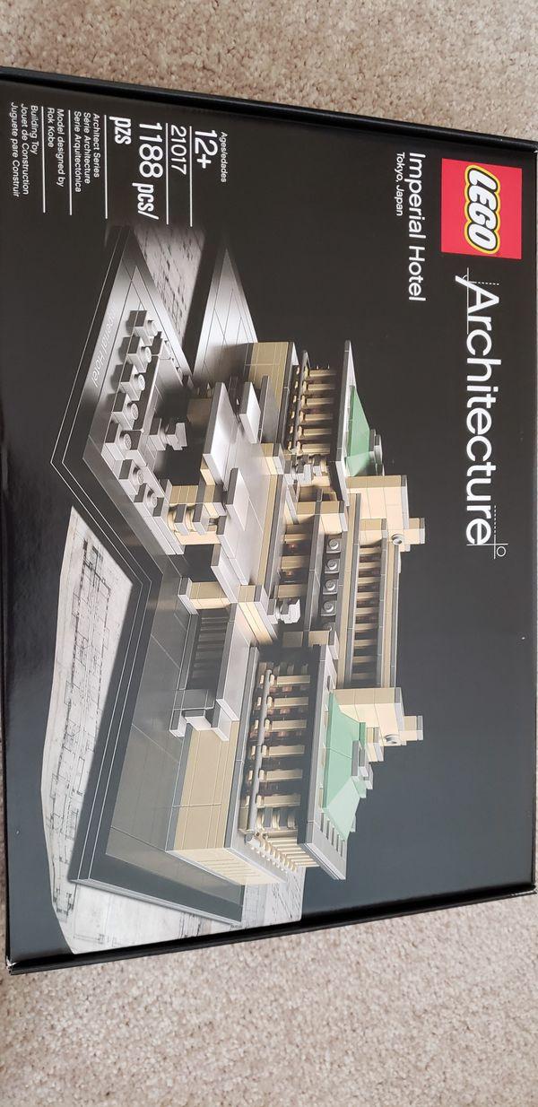 Lego imperial hotel 21017
