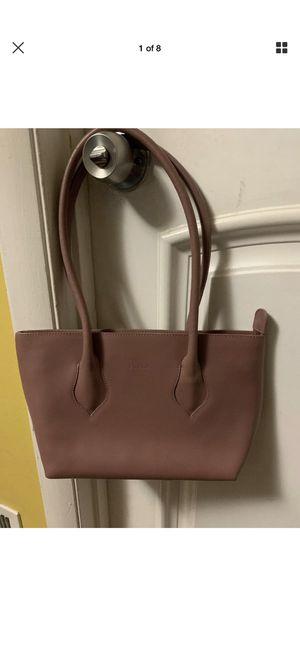 Furla dusty rose pink purse handbag for Sale in Sterling, VA