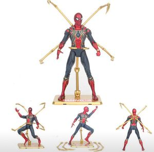 """Spider-Man -Iron man suite (Endgame, infinity war)Action Figure 7"""" collectible for Sale in Philadelphia, PA"""