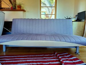 IKEA Futon, Converts To Full Size Bed for Sale in Belmont, CA