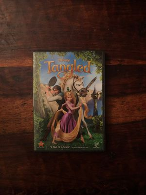 Tangled DVD for Sale in Inglewood, CA