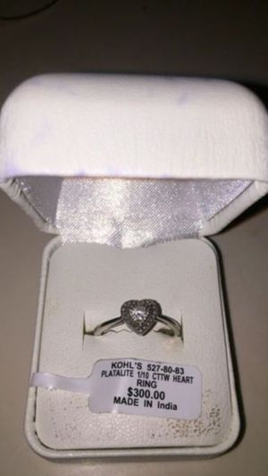 Heart shaped ring for Sale in Vilonia, AR