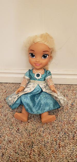 Elsa Frozen Doll for Sale in Salt Lake City, UT