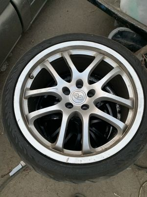 G35 rims for Sale in San Bernardino, CA
