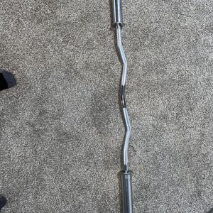 Olympic Curl Bar for Sale in Fort Wayne, IN