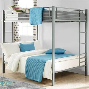 Bunk bed, full over full, 2 matresss for Sale in San Leandro, CA