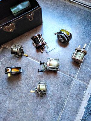 Fly fishing reels 20 each for Sale in Denver, CO