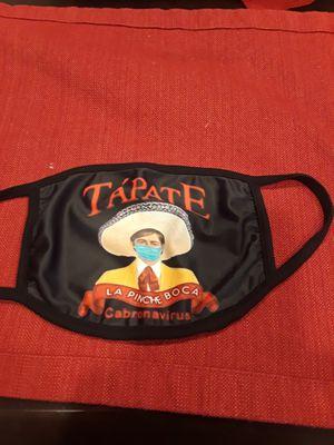 Tapatio Tapate la boca Face mask mascara few left! for Sale in Orange, CA