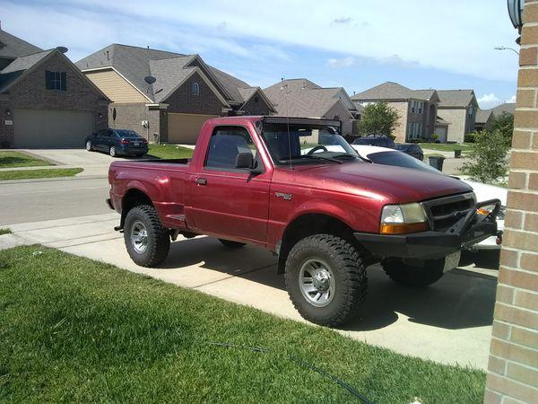 Ford ranger 2wd 2000