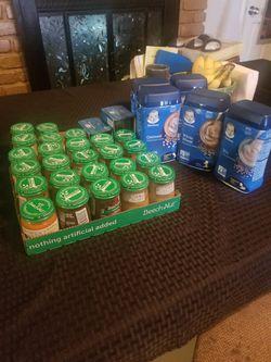 Free Baby Food for Sale in San Bernardino, CA