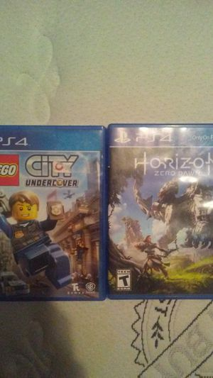 Ps4 games for Sale in Evergreen, CO