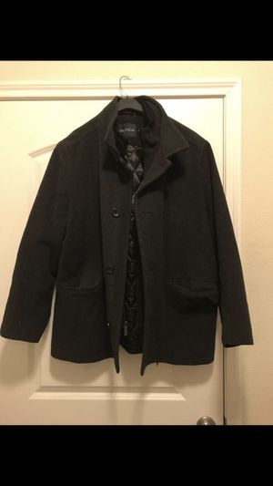 Nautica mens coat for Sale in Channelview, TX