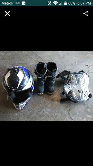 Kids Motorcycle Gear for Sale in Apple Valley, CA