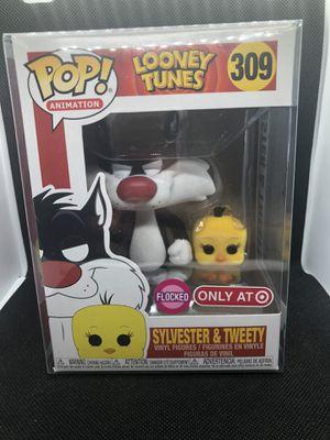Funko Pop Sylvester & Tweety for Sale in Linden, NJ