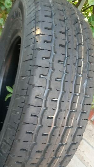 4 new trailer tires ..225/75/15..10ply for Sale in Palmdale, CA