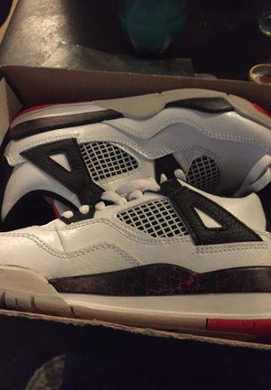 Brand new Jordan retro 4 size 1y for Sale in Portland, OR