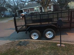 Traila de venta 12x6 for Sale in Dallas, TX