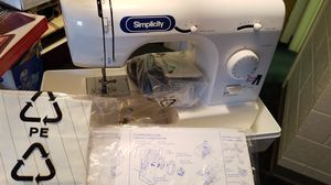 Simplicity sewing machine for Sale in Batavia, IL