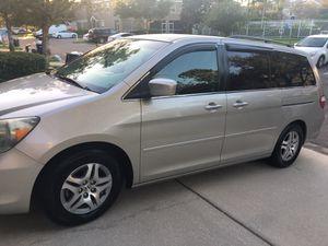 Honda Odyssey 2006 van for Sale in Pinellas Park, FL