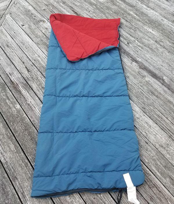 Wenzel Adult Sleeping Bag/Used Once