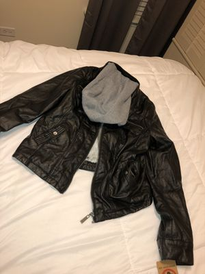 Leather jacket for Sale in Aurora, IL