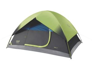 Coleman 4 Person Dark Room Technology Tent for Sale in Florence, KY