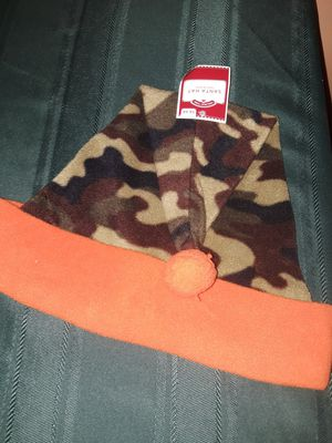 Dan Dee Camouflage Santa hat new with tag for Sale in Largo, FL