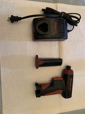 Snap on tools Electric screwdriver for Sale in Lanham, MD