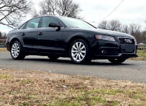 2012 Audi A4 DRIVES GREAT for Sale in Atascocita, TX