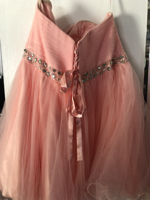Beautiful MayQueen Dress plus size for Sale in Falls Church, VA