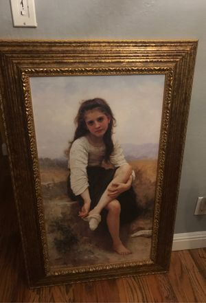 hand painted frame for Sale in San Jose, CA