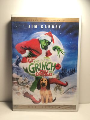 How The Grinch Stole Christmas (DVD,2003) for Sale in Norwalk, CA