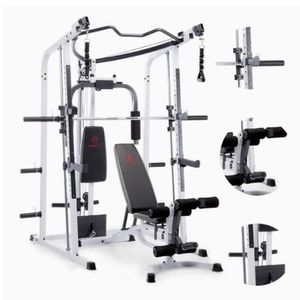 Marcy latest model Smith Cage Home Gym 🔥 wholesale firm price 🔥 for Sale in Lawndale, CA