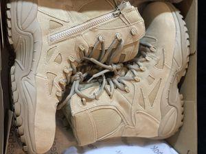 Military boots Reebok size 10 Men for Sale in Tamarac, FL