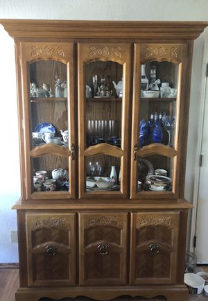 Maple Hutch Ethan Allen for Sale in Federal Way, WA