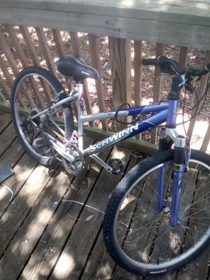 Schwinn sidewinder 2.6 fs great bike ready to go ! for Sale in Bartow, FL